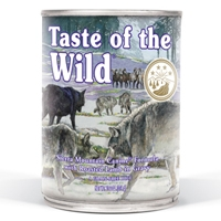 Taste of the Wild Sierra Mountain Can Dog, 12/13.2 Oz