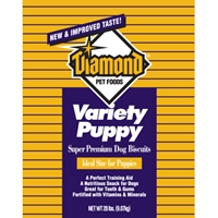 Diamond Puppy Variety Biscuits 6/19.5 oz. Case