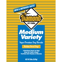 Diamond Medium Variety Biscuits 6/4 Lb. Case