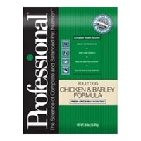 Diamond Professional Chicken & Barley Adult Dog 18 Lb.