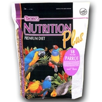 F.M. Brown's Nutrition Plus Parrot 18 lb.