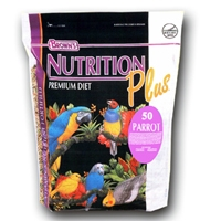 F.M. Brown's Nutrition Plus Parrot 50 lb.