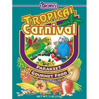 F.M. Brown's Tropical Carnival Parakeet 6/2 lb.