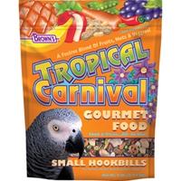 F.M. Brown's  Tropical Carnival Small Hookbill 6/5 lb.