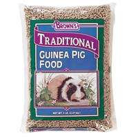 F.M. Brown's Traditional Guinea Pig Pellets 6/5 lb.