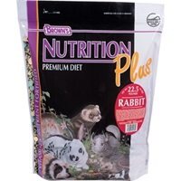 F.M. Brown's Nutrition Plus Rabbit Food 22.5 lb.