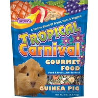 F.M. Brown's Tropical Carnival Guinea Pig 6/5 lb.