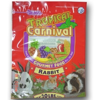 F.M. Brown's  Tropical Carnival Rabbit 20 lb.