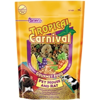 F.M. Brown's  Tropical Carnival Rat/Mouse 6/2 lb.