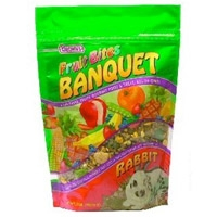 F.M. Brown's Fruit Bites Banquet Rabbit Food 2 lb.