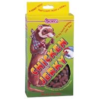 F.M. Brown's Chicken Jerky Ferret 8 oz.