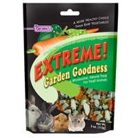 F.M. Brown's Extreme Garden Goodness Treat 3 oz.