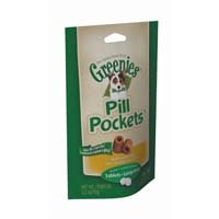 Greenies® Pill Pockets® Dog Tablet Chicken