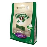 Greenies® Senior Treat Pack Large 8 Count