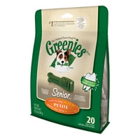 Greenies® Senior Treat Pack Petite 20 Count