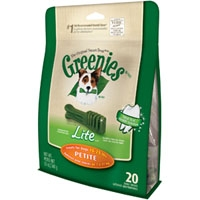 Greenies® Lite Treat Pack Petite 20 Count
