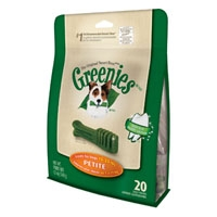 Greenies® Treat Pack 12oz Petite 20 Count