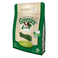 Greenies® Treat Pack 12oz Teenie 43 Count