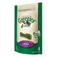 Greenies® Mini Treat Pack 6oz Large 4 Count