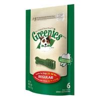Greenies® Mini Treat Pack 6oz Regular 6 Count