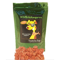 Wild Side Salmon Kangaroo Dog Treat 6oz