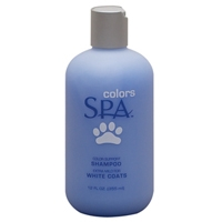 Tropiclean Spa Colors White Shampoo 12 oz.