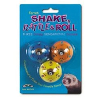 Super Pet Ferret Shake Rattle And Roll