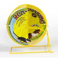Super Pet Run-Around Wheel, Regular, 8""