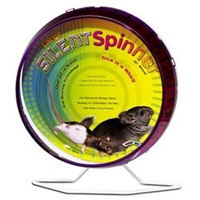 Super Pet Silent Spinner Wheel, Giant, 12""