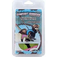 Super Pet Comfort Harness W/Stretchy Stroller Sm