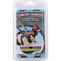 Super Pet  Comfort Harness & Stretchy Leash, Medium