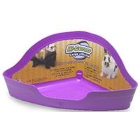Super Pet Large Hi-Corner Litter Pan