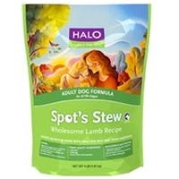 Halo Spot's Stew® Adult Dog Lamb 14 lb.