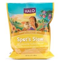 Halo Spot's Stew Wholesome TurkeySensitive CatFormula