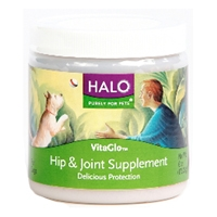 Halo Vita Glo Hip & Joint Supplement 6 oz.