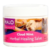 Halo Cloud 9 Herbal Healing Salve 2 oz.