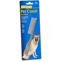 Four Paws Pet Comb/Flea Removal AVG