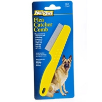 Four Paws Flea Comb Single Row of Teeth