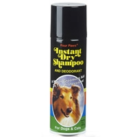 Four Paws Instant Dry Shampoo and Deodorant 7 oz.
