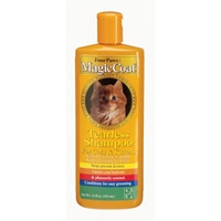 Four Paws Magic Coat Cat Tearless Shampoo 12 oz.