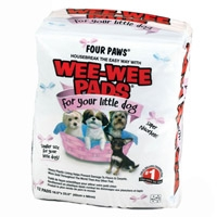 Four Paws Little Dog Wee Wee Pads 12 count