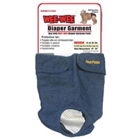 Four Paws Wee Wee Diaper Garment