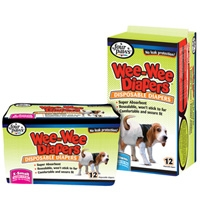 Four Paws Display Doogie Diapers Medium