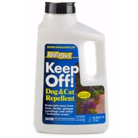 Four Paws Keep Off: Outdoor Granular Repellant