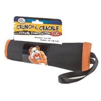 Four Paws Crunch & Crackle Tug Large