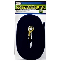 Four Paws Cotton Web Lead - 10 ft