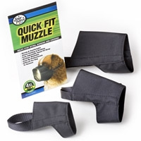 Four Paws Quick Fit Muzzle Size 3