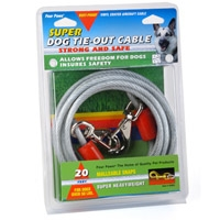 Four Paws Super Tie Out Cable