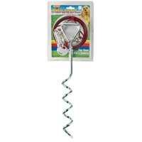 Four Paws Walk About Cable & Stake Set