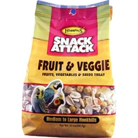 Higgins  Snack Attack Fruit & Vegetables Large 12oz Bag